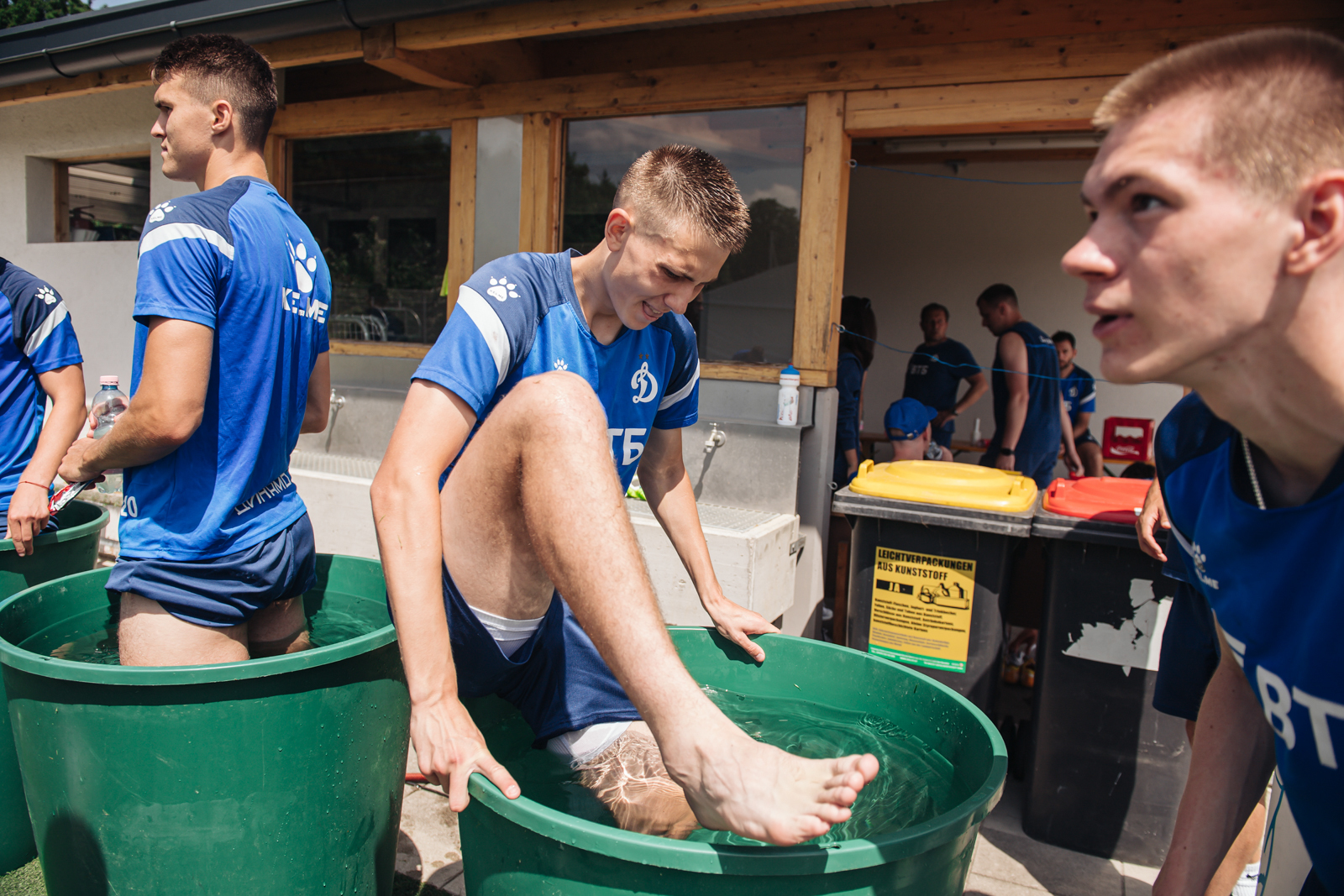 «ВТБ тренировочные сборы» в Австрии: 24 июня