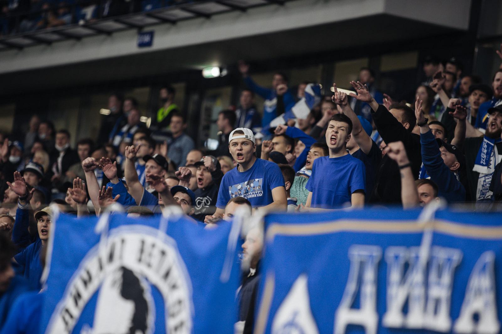 Photo gallery from the match against Nizhny Novgorod