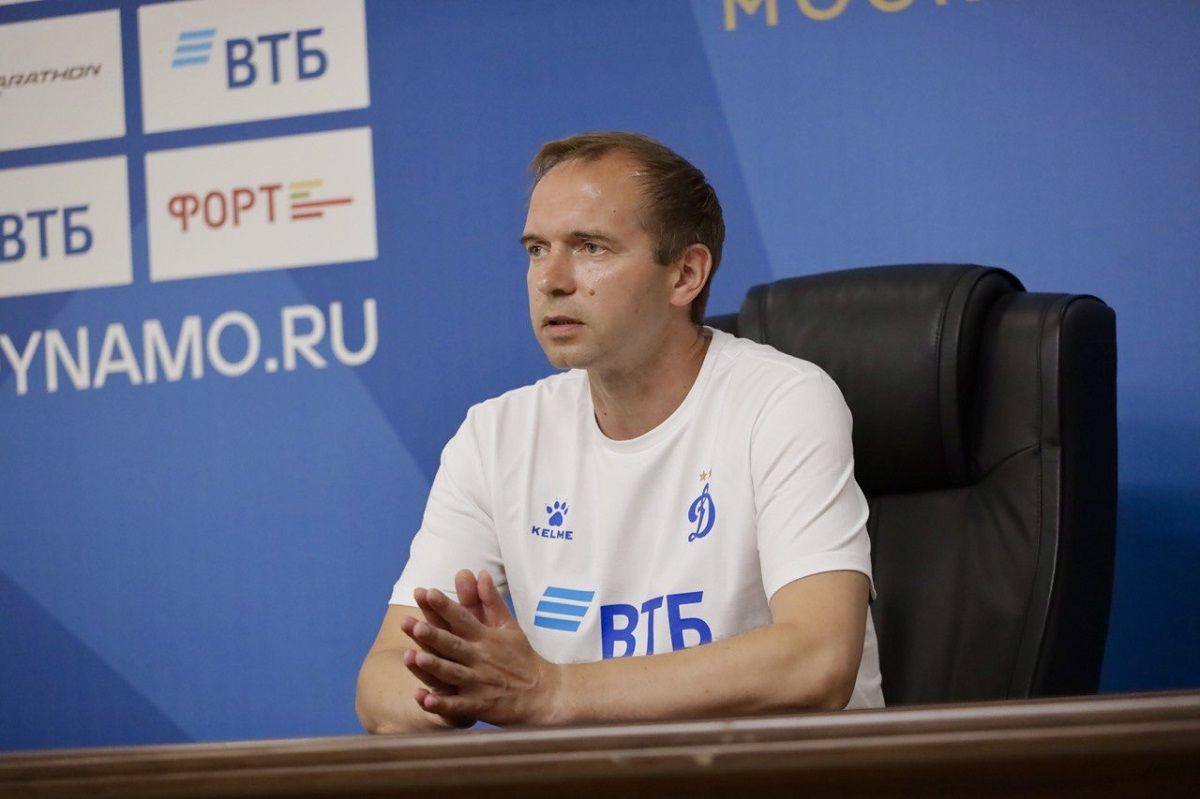 Александр Кульчий: «Второй тайм прошёл под нашим контролем, к сожалению, не получилось забить»
