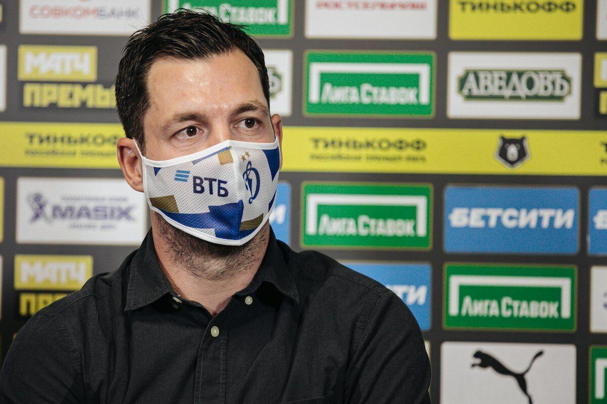 """Сандро Шварц: «Бальбуэна и Лаксальт отлично показали себя на сборах, поэтому выйдут в старте против """"Ростова""""»"""