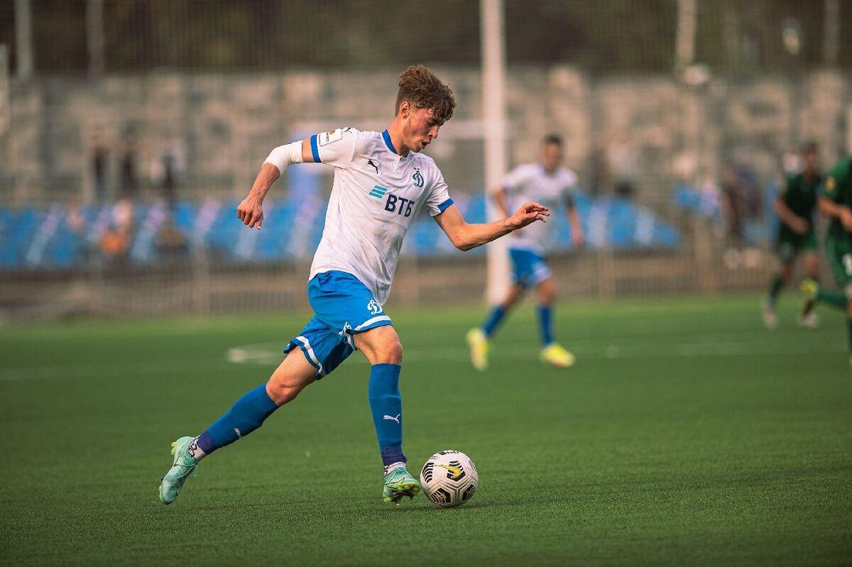Футболисты «Динамо-2» одержали крупную победу над «Химиком» из Дзержинска