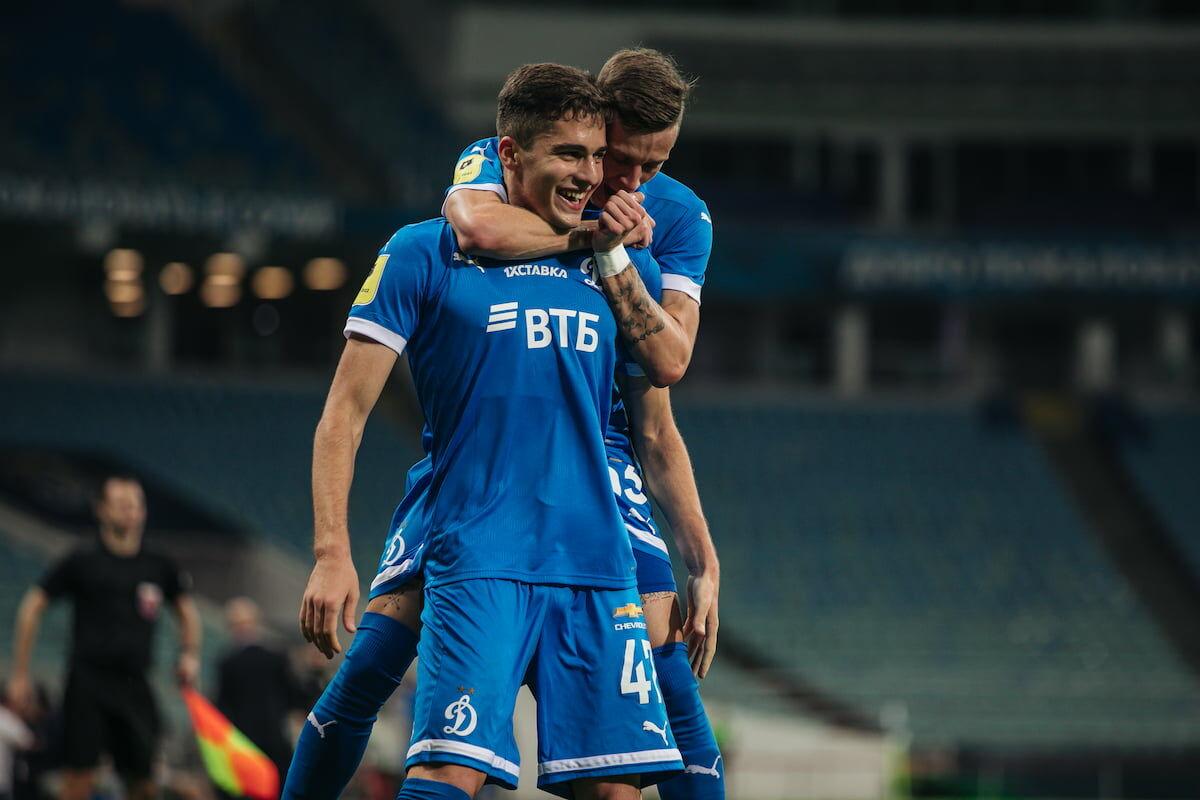 Zakharyan's goal brings Dynamo vital win at Sochi