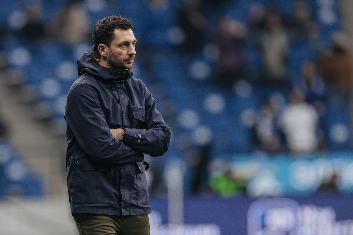 Sandro Schwarz: We lost concentration and tactical consistency since the 60th minute