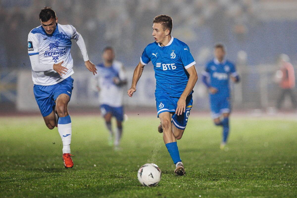 Yaroslav Gladyshev joins Russia U-18