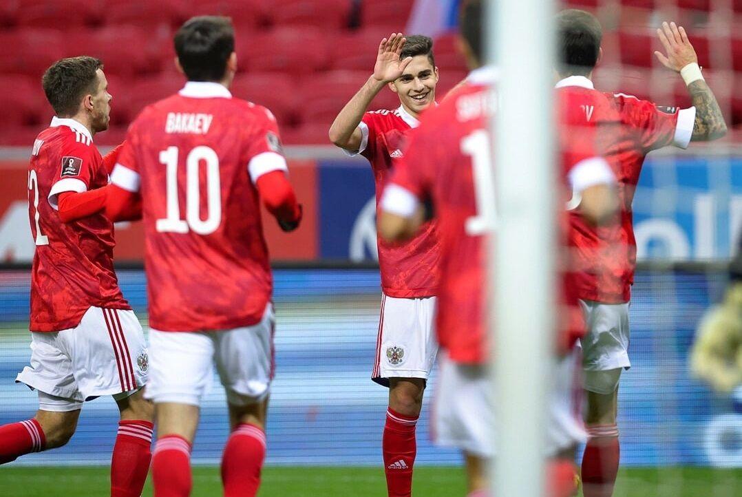 Zakharyan and Fomin help Russian national team to beat Slovakia