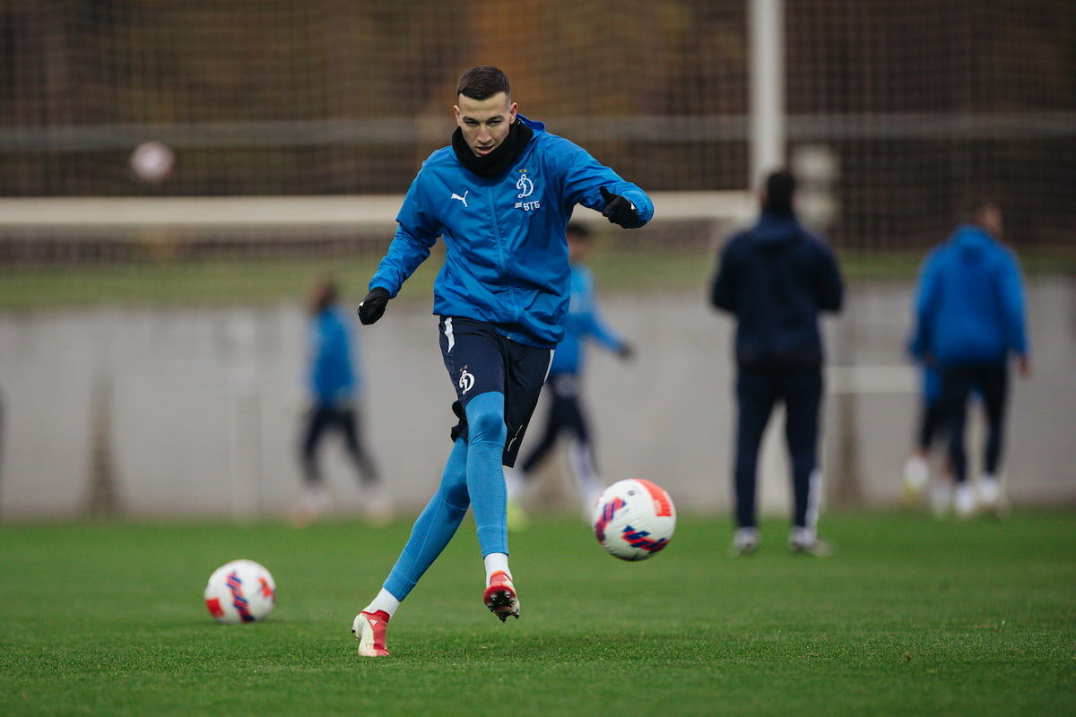 Makarov returns to Dynamo