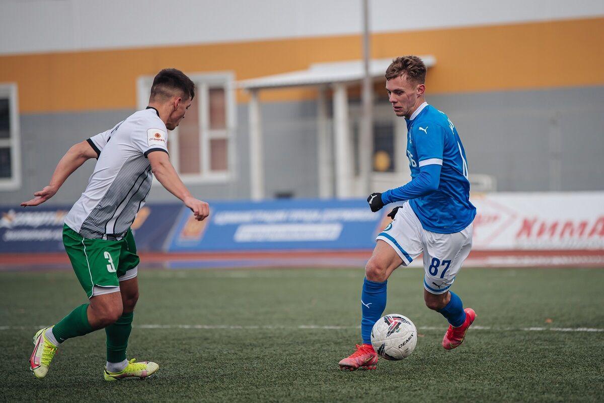 Футболисты «Динамо-2» одержали выездную победу над «Химиком»