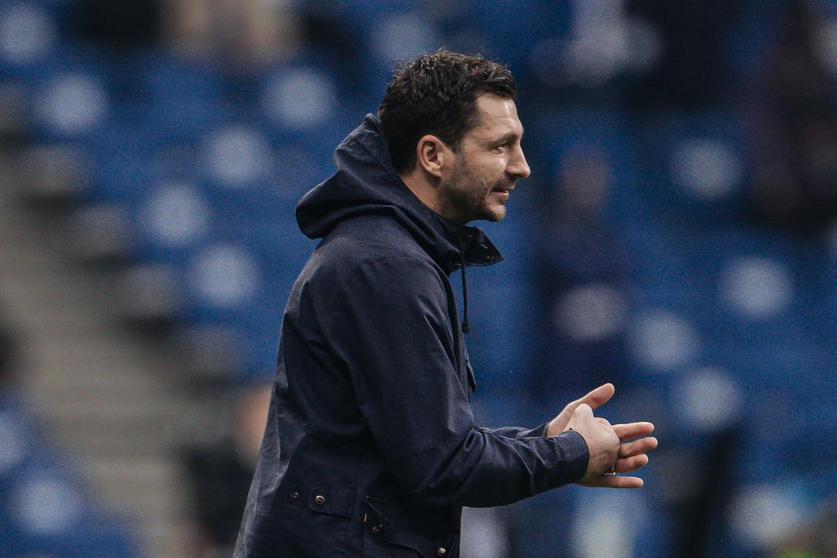Sandro Schwarz: The strongest squad will play against Orenburg