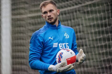 Igor Leshchuk: My goals at Dynamo are championship title and European cups