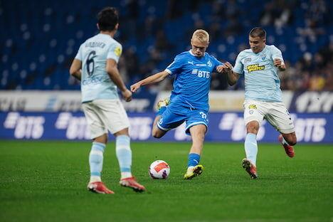 Dynamo vs Nizhny Novgorod highlights