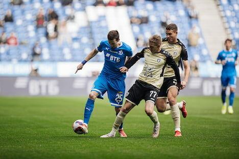 Dynamo vs Rubin highlights