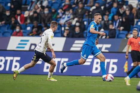 Dynamo vs Krylia Sovetov highlights
