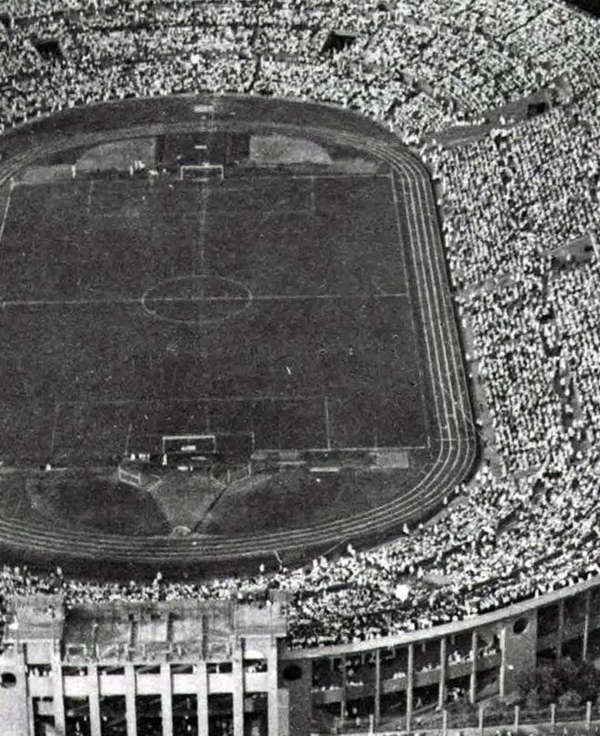 История стадиона