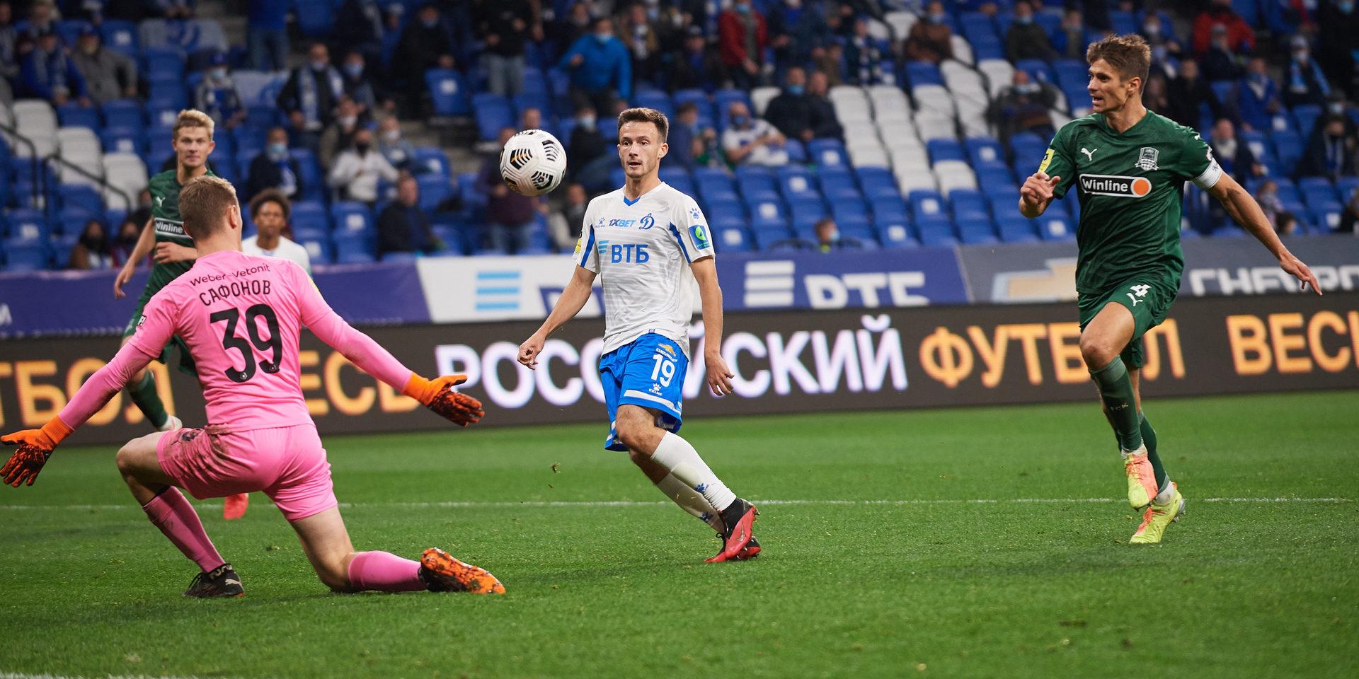«Динамо» Москва — «Краснодар»