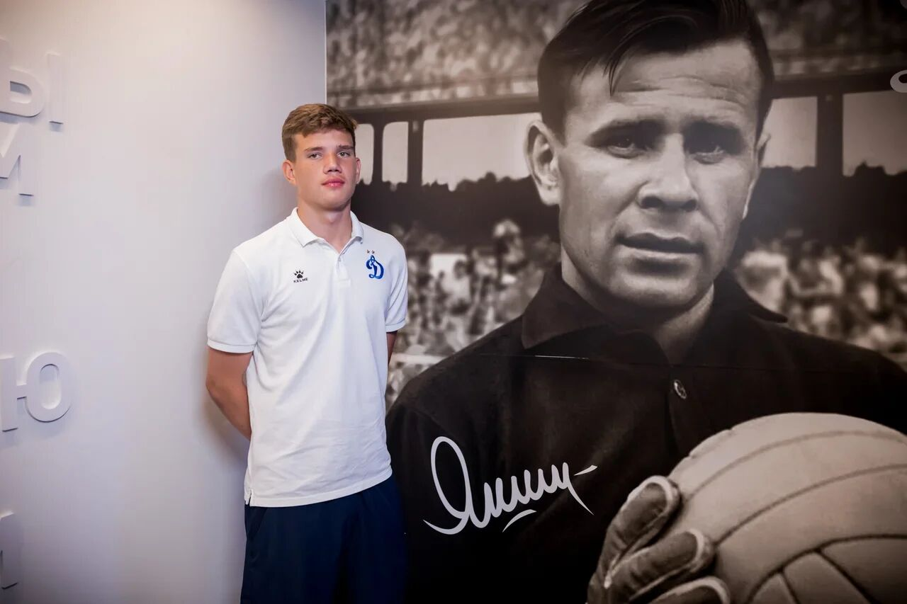 Gleb Kosteley joins Dynamo