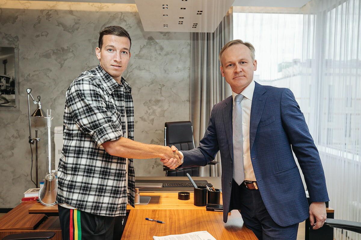 Денис Макаров стал игроком «Динамо»