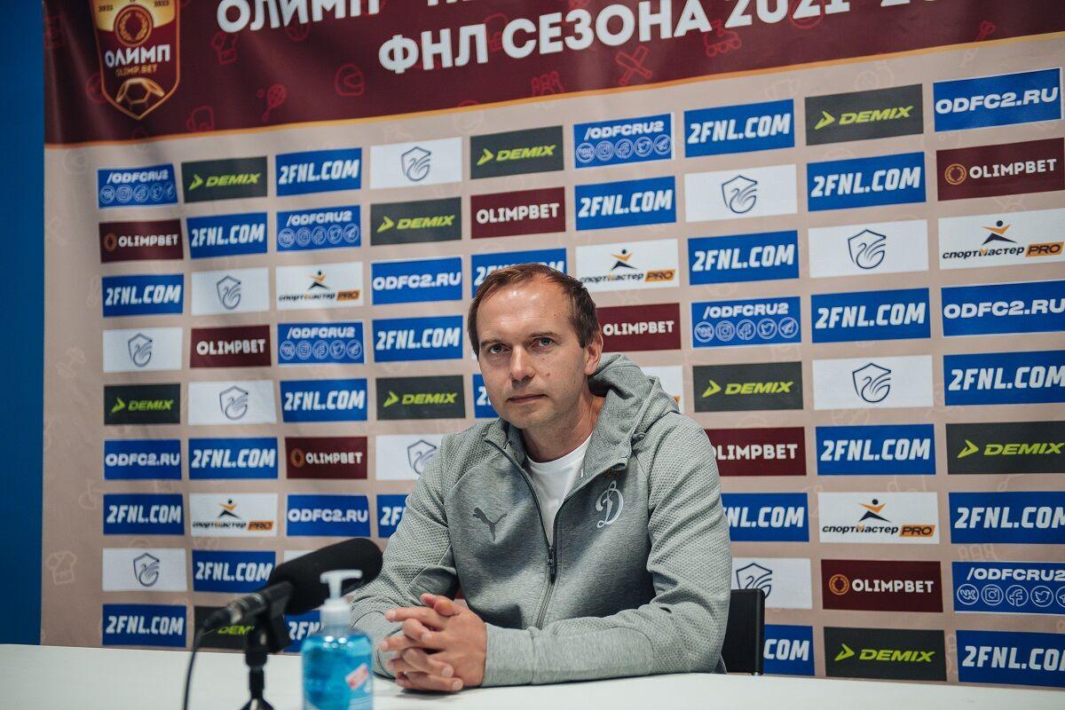 Александр Кульчий: «Ничья для нас – маленький шаг вперёд»