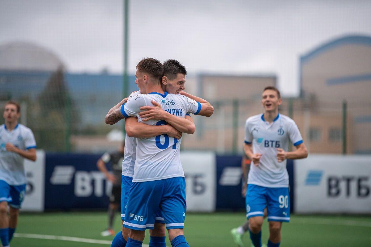 Футболисты «Динамо-2» взяли верх над владимирским «Торпедо»