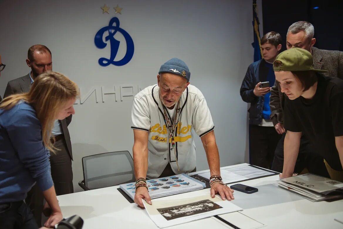 Британский дизайнер Найджел Кейборн совместно с брендом ОЛОВО выпустит линию одежды для «Динамо»