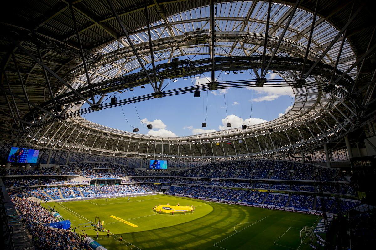 Информация о порядке прохода на «ВТБ Арену» на матче с «Нижним Новгородом»