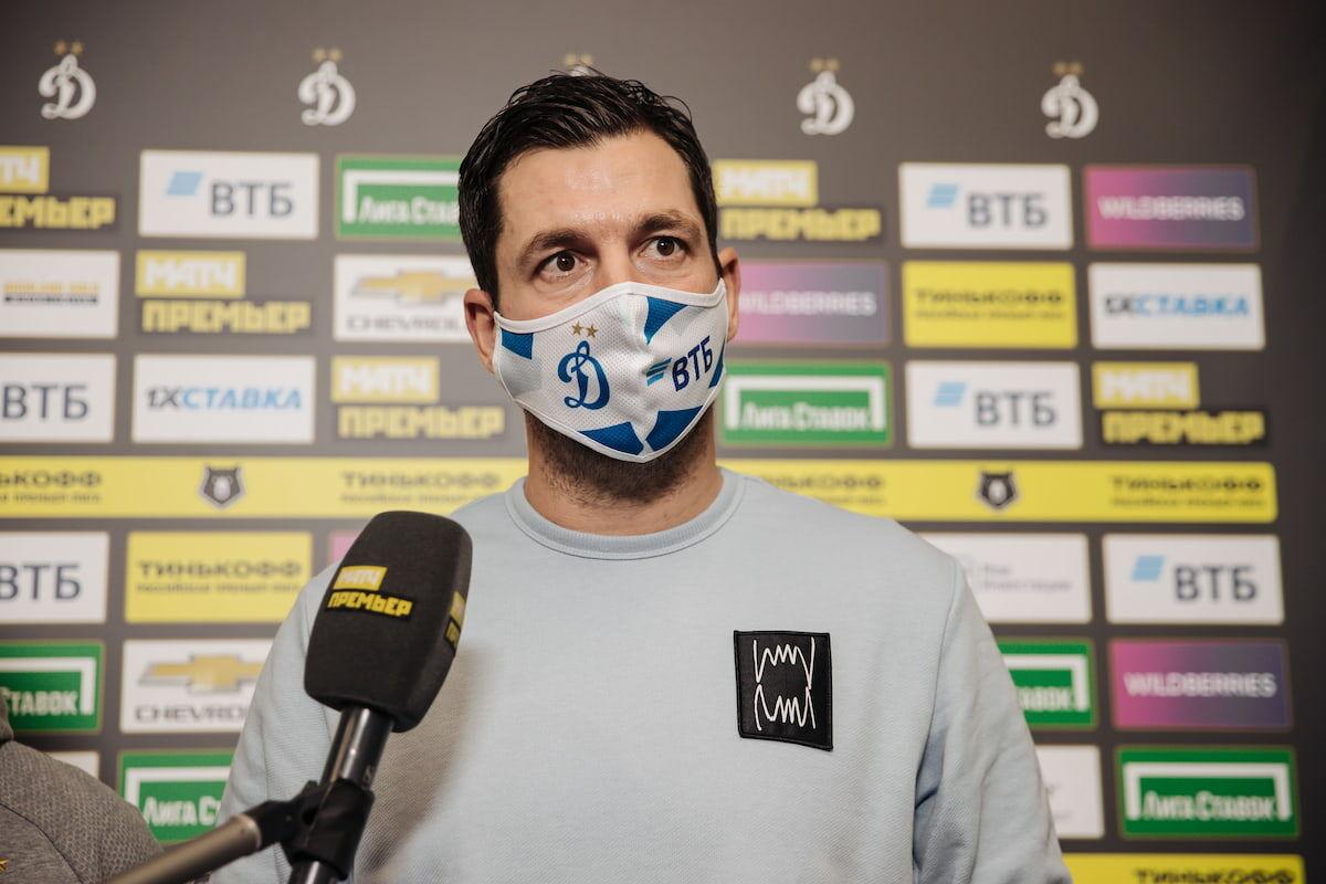 Сандро Шварц: «Хотим поддерживать интенсивный темп на протяжении всего матча»