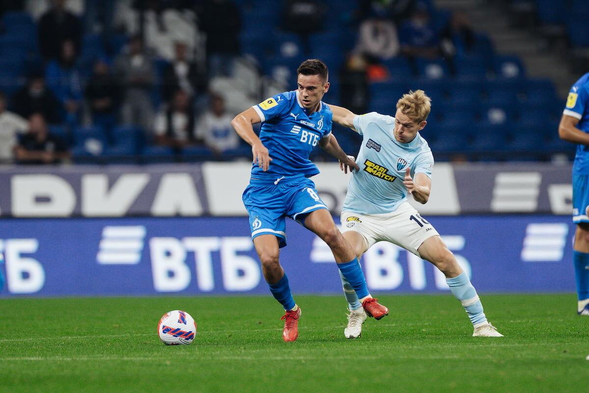 Sandro Schwarz: There were two different halves in the match against Nizhny Novgorod