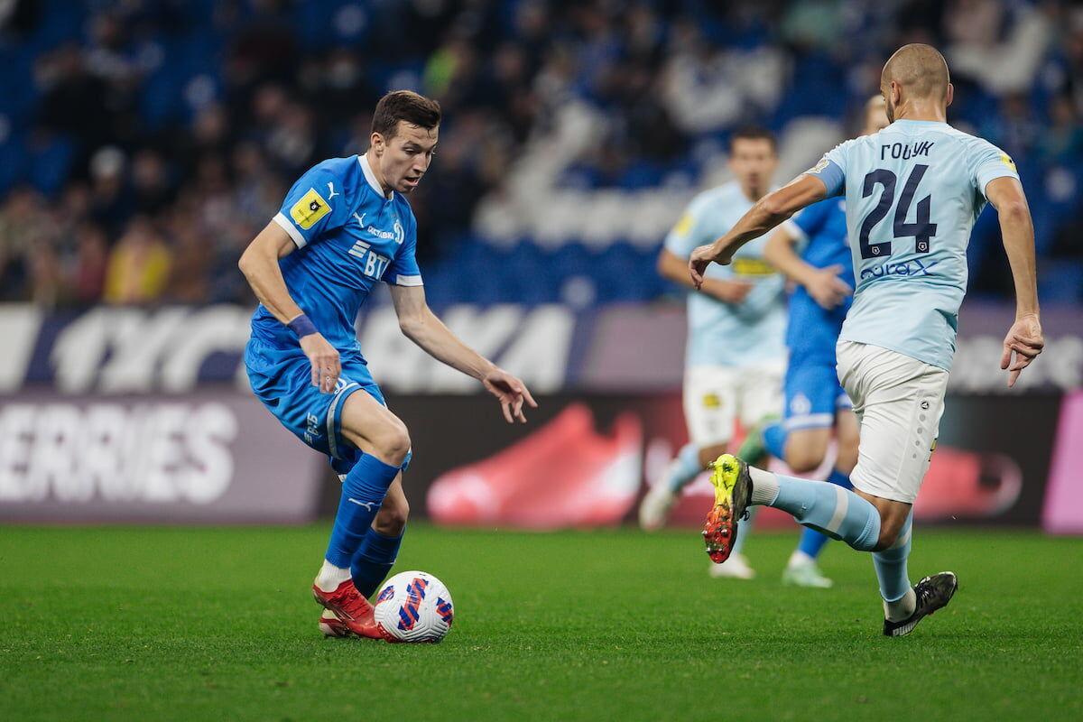 Денис Макаров: «Пауза на игры сборных помогла быстрее адаптироваться в команде»